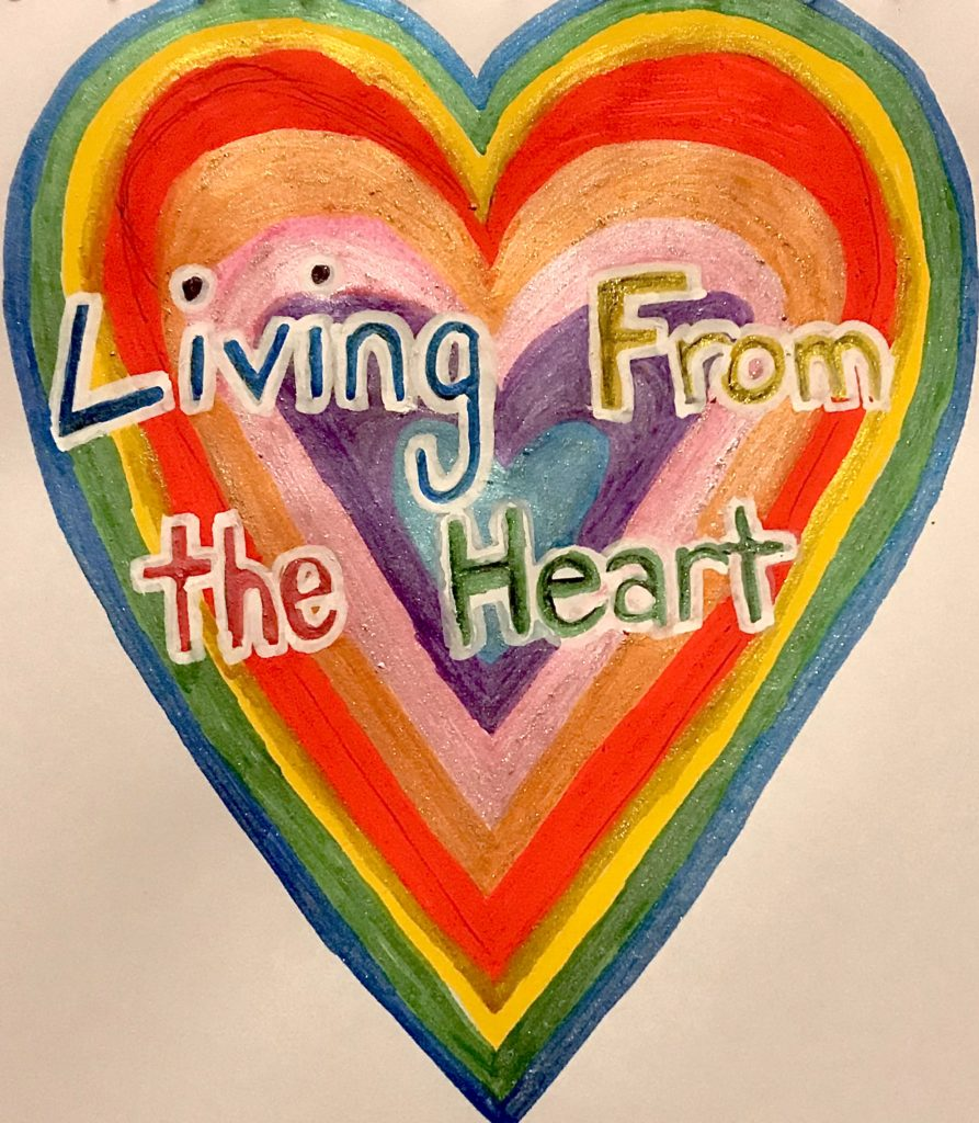 Living from the Heart Header Image